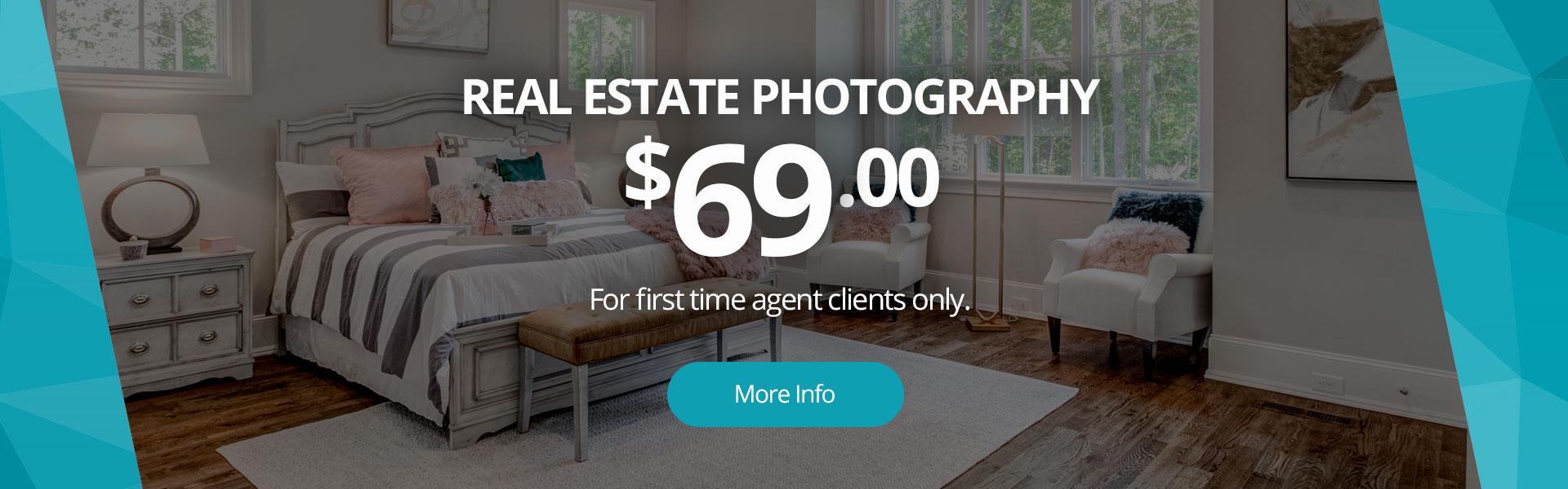 Real Estate Photos $69