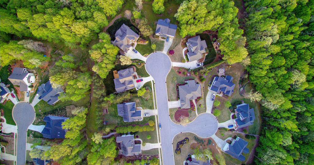drone photography raleigh
