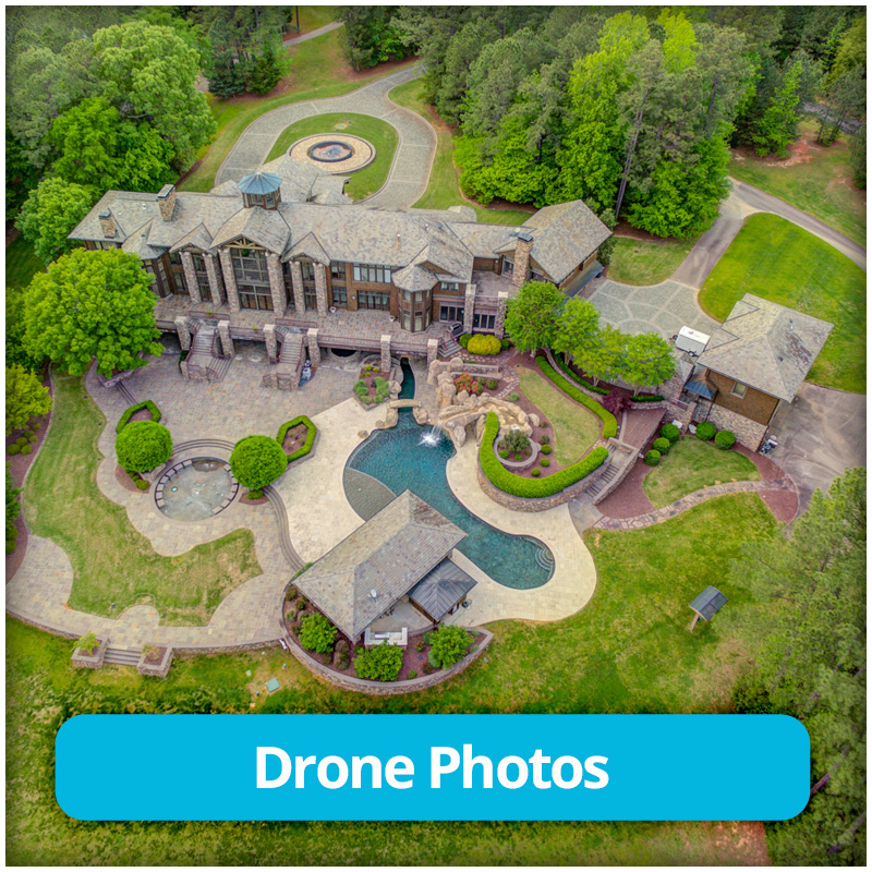 drone photos raleigh nc